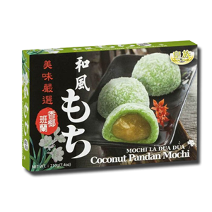 Royal Family Mochi Coconut 210g