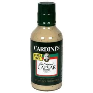 Cardinis Original Caesar Dressing 350g