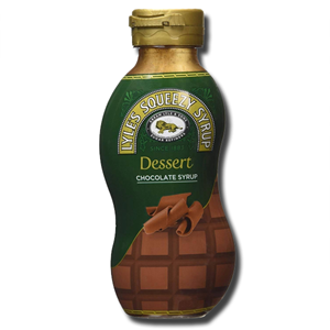 Lyle's Squeeze Chocolate Syrup 325g