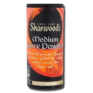 Sharwoods Medium Curry Powder 102g