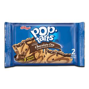 Kellogg's PopTarts Chocolate Chip Single Serve 104g