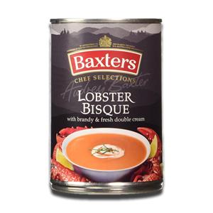Baxters Lobster Bisque 415g