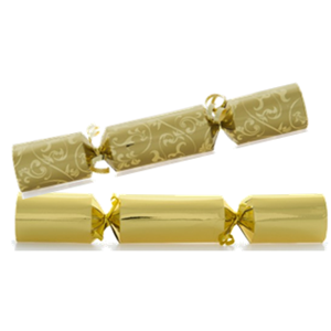 Christmas Crackers Festive Forest Gold Unit