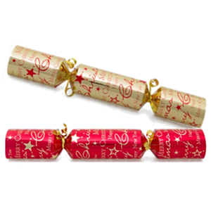 Christmas Crackers Red & Gold December Unit