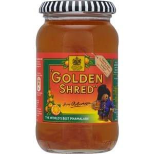 Robertsons Golden Shred Light Marmalade 454g