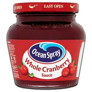Ocean Spray Cranberry Sauce 250g