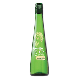 Bottle Green Ginger & Lemongrass Cordial 500ml