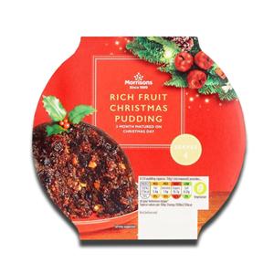 Iceland Rich Fruit Pudding 100g