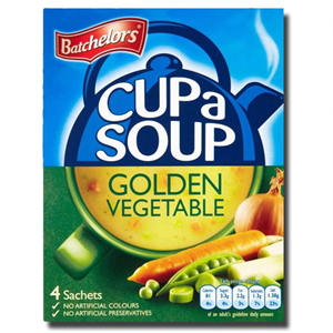 Batchelors Cup Soup Golden Vegetable 82g
