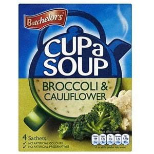Batchelors Cup a Soup Brocoli & Cauliflower 101g