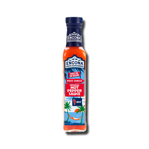Encona West Indian Hot Pepper Sauce 142ml