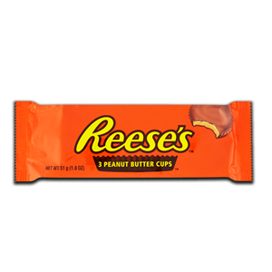 Reese's Peanut Butter Cups 3's 63g