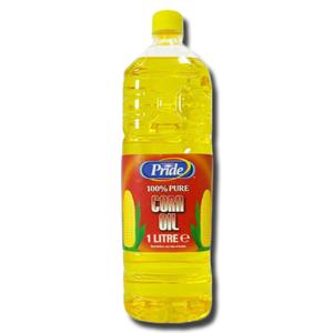 Pride Corn Oil 1L