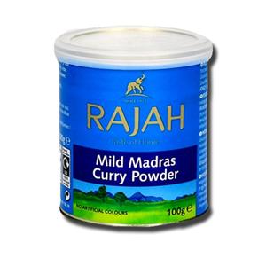 Rajah Madras Mild Curry 100g
