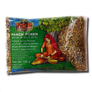 TRS Panch Puren (5 Spices) 100g