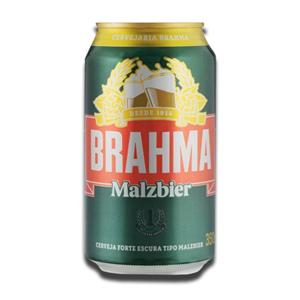 Cerveja Malzibier Brahma 350ml