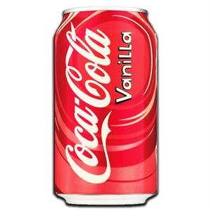 Coca Cola Vanilla USA 355ml
