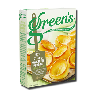 Green's Yorkshire Batter Mix 125g