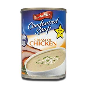 Batchelors Condensed Cream of Chicken Soup 295g