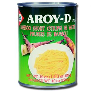 Aroy-D Bamboo Shoot Strips 540g