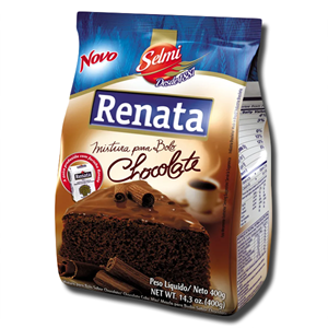 Renata Mix Bolo de Chocolate 400g