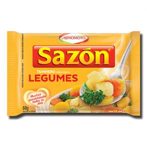 Sazon Tempero Legumes 60g