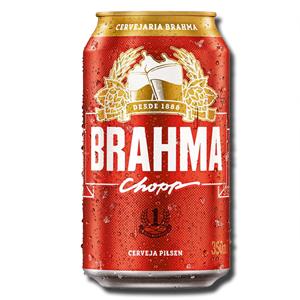 Brahma Cerveja Brasileira 350ml