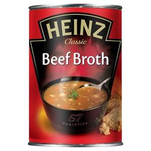 Heinz Classic Beef Broth 400g