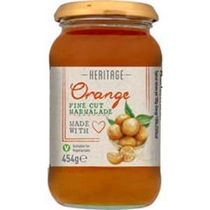 Heritage Orange Fine Marmalade 454g