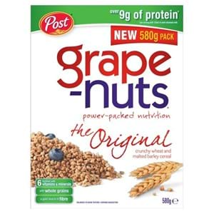 Post Grape Nuts 580g