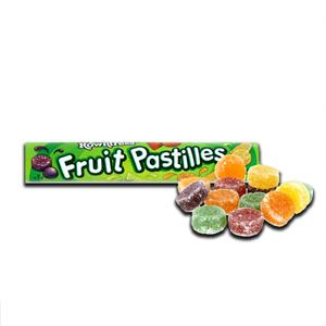 Rowntree's Fruit Pastilles Tube 52.5g