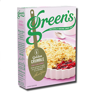 Green's Classic Crumble Mix 280g