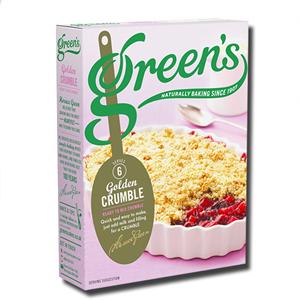 Green's Classic Crumble Mix 280g