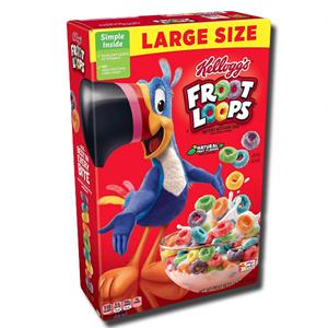 Kellogg's Froot Loops 417g
