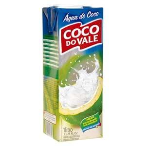 Coco do Vale Água de Côco 1l