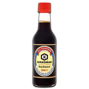 Kikkoman Soya Sauce Old Bottle 250ml