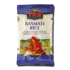 TRS Basmati Rice - Arroz 500g