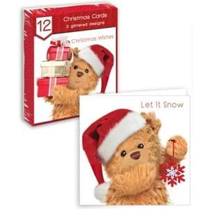 Cute Bear Cards 12