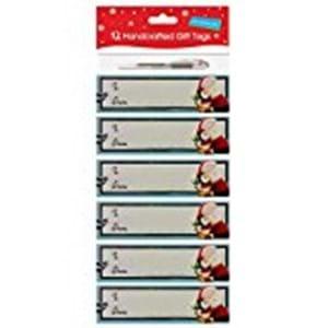 Tallon 2 Christmas Card Holders, 30 cards