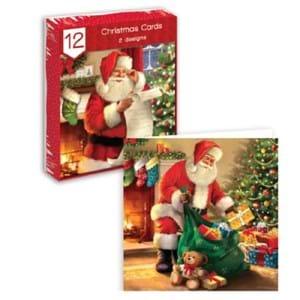 Giftmaker 12 Christmas Card