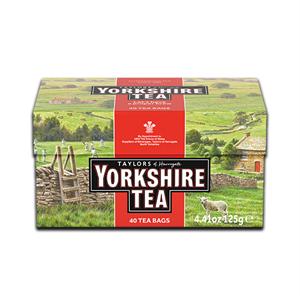 Taylors Yorkshire tea 40s