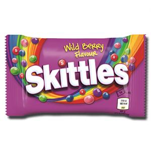 Skittles Wild Berry UK 45g