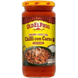 Old El Paso Chili con Carne Cooking Sauce 345g