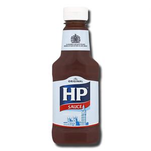 HP Brown Sauce Original Squeezy 425g