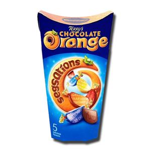 Terry's Chocolate Orange Segsations 300g