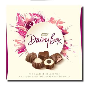Nestle Dairy Valentine Box 360g
