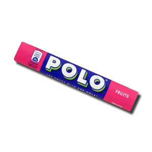 Rowntrees Polo Fruit 37g