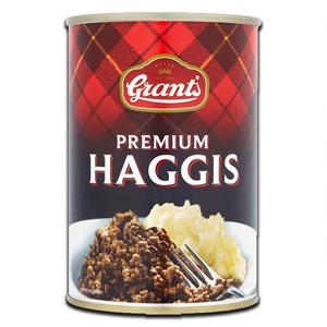Grants Lamb Haggis 392g