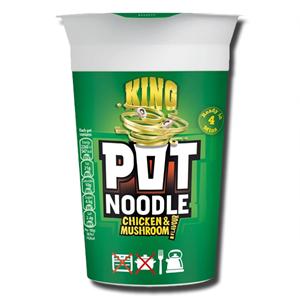 Pot Noodle Chicken & Mushroom King 114g