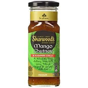 Sharwoods Mango Chutney Kashmiri Chilli